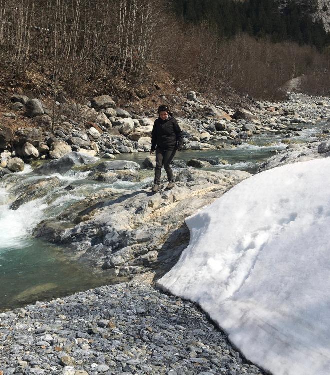 Bergkristallseife, auf der Suche nach den Bestaqndteilen